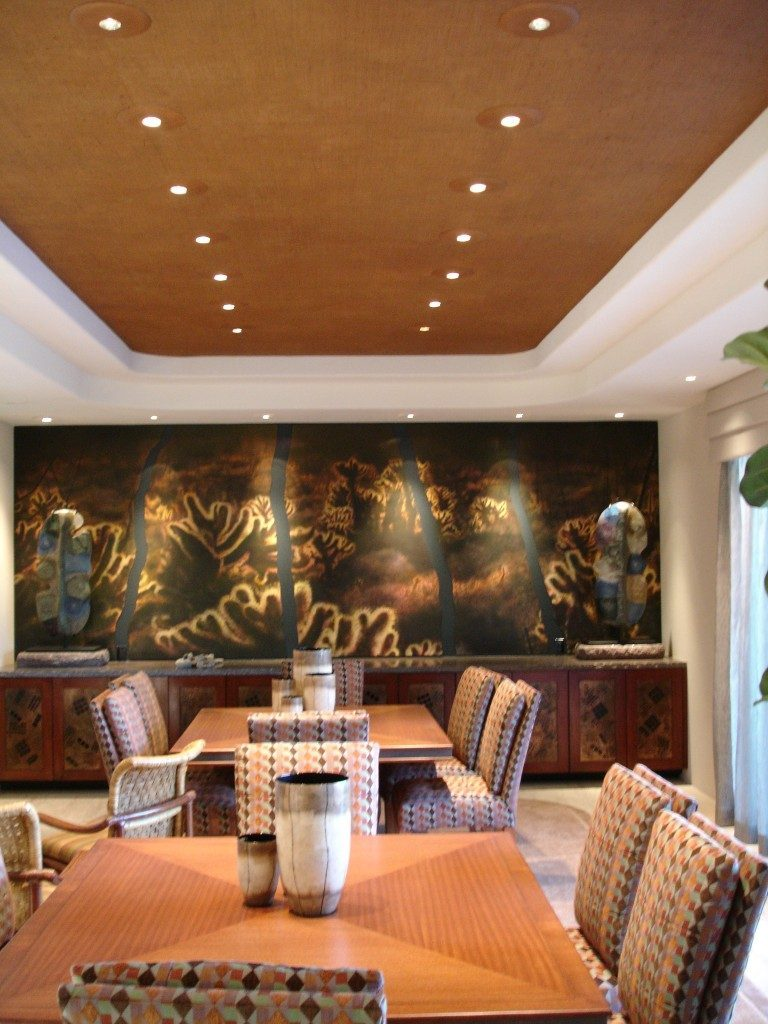 Dining paintservice for room