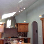 Venetian Plaster on kitchen