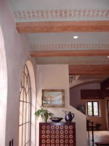 Venetian Plaster on walls