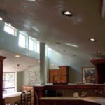 Venetian Plaster on walls and ceilings