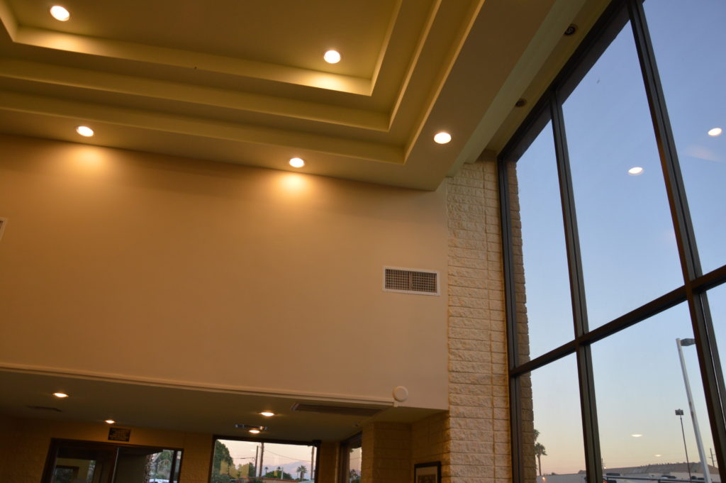 interior commercial painting contractor
