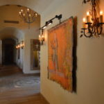 Interior Venetian Plaster on walls